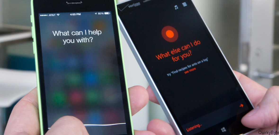 Photo of Microsoft's Voice Assistant Cortana now on Android and iOS