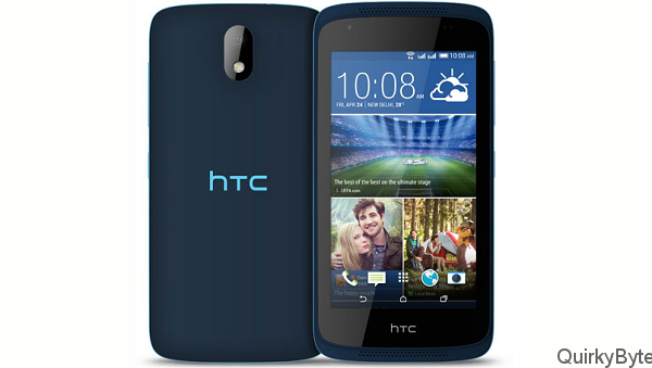 Photo of HTC Desire 326G Launched in India: Price and Specifications