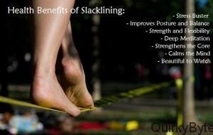 Benefits of Slackline