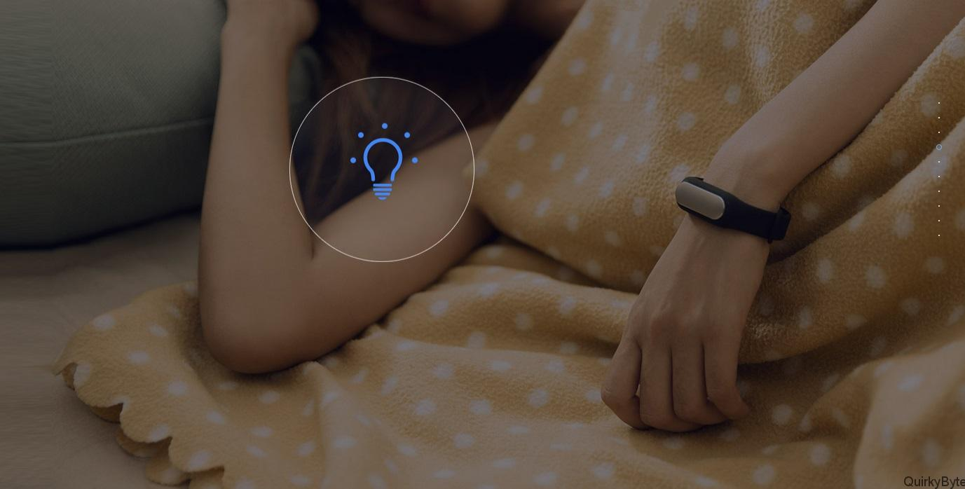 Photo of Xiaomi Mi Band doesn't Track Your Sleep During the Day