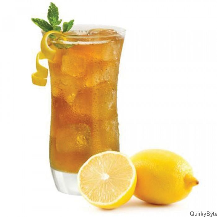 Five cool drinks for a hot summer quirkybyte for Drinks with iced tea