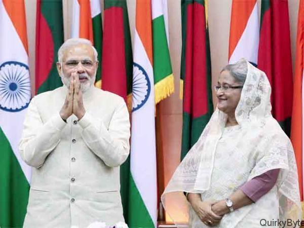 Indo-Bangla land boundary agreement