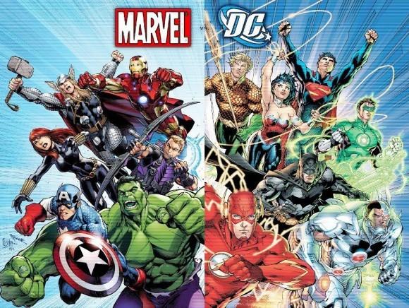 dc comics to step up