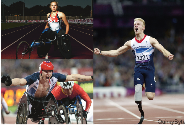 Amazing Athletes With Disabilities