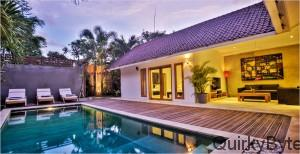 Cheap Villas in Seminyak, Bali