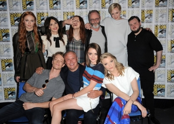 game of thrones comic con