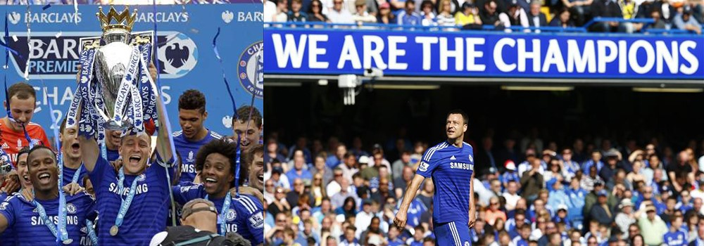 Photo of The Last Edition of the 'BARCLAYS' Premier League: CHELSEA Moments