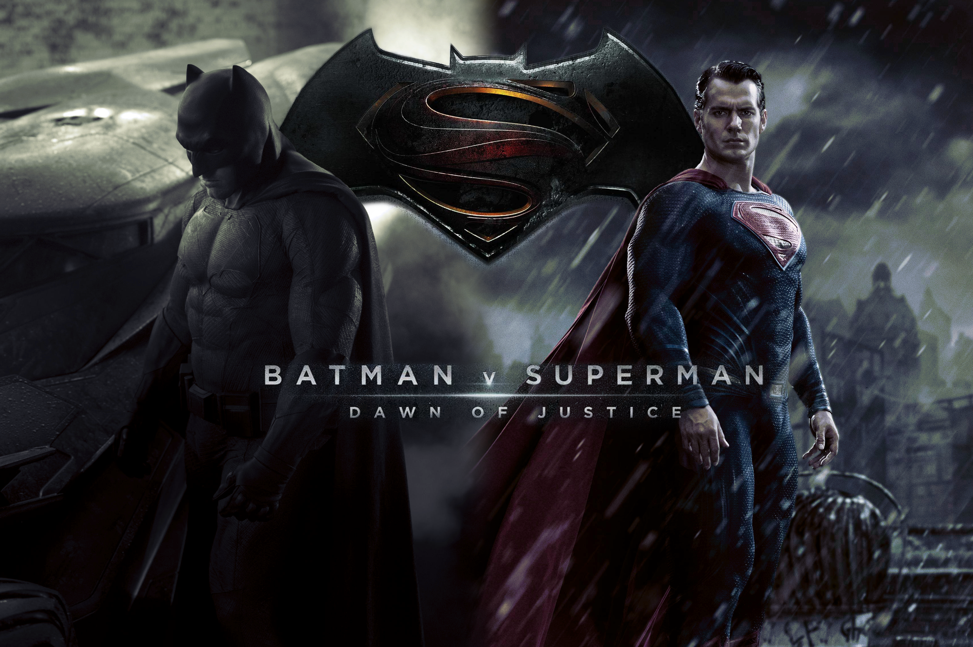 Photo of Stunning. Triumphant. Perfection. The Comic-Con 'Batman vs Superman: Dawn of Justice' trailer is out