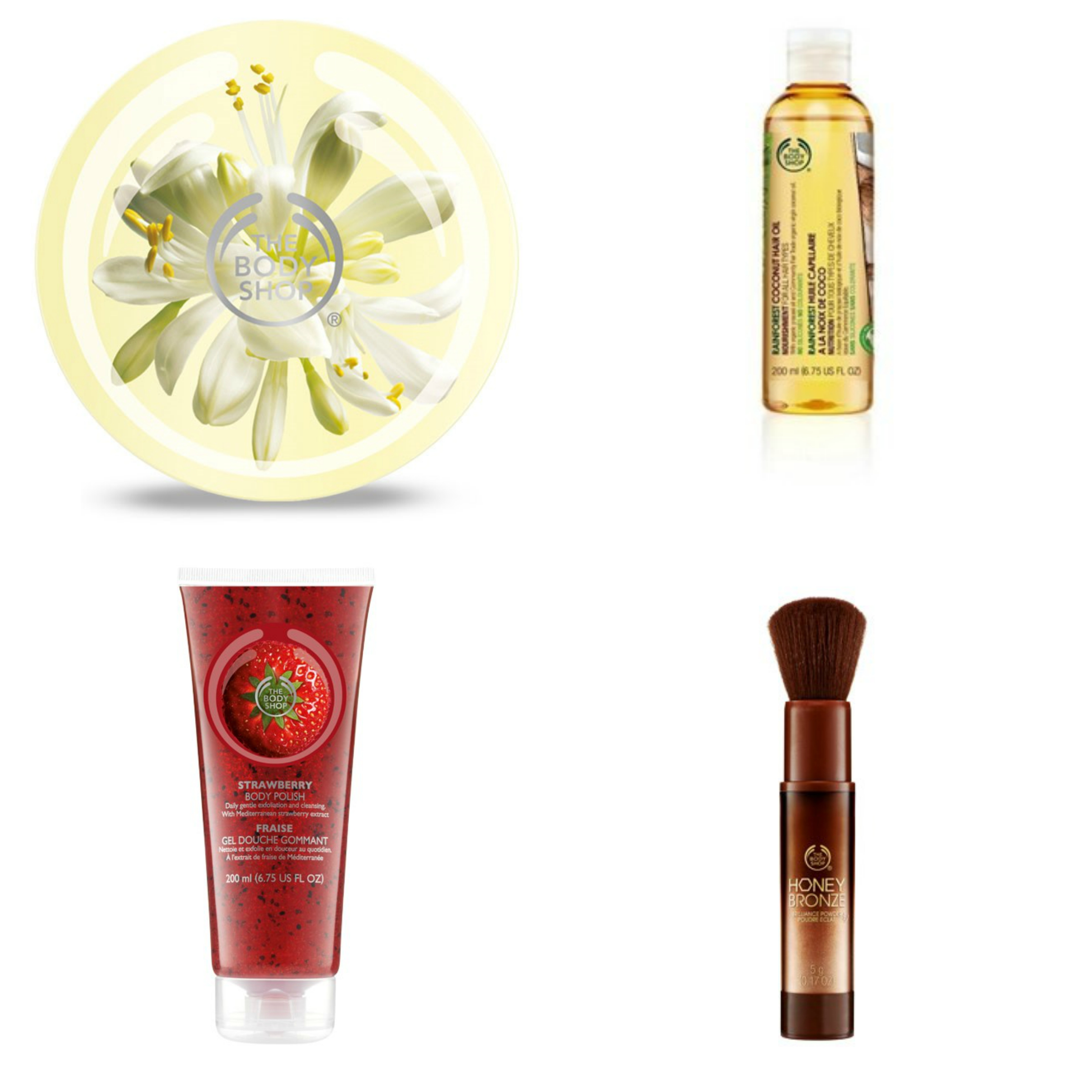 Photo of The Top 4 Body Shop Products that Every Girl Must Own!