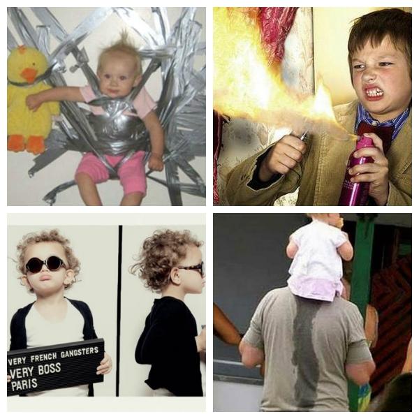 Photo of 10 Crazy Kids Being Kids
