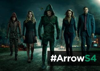 Arrow Comic Con Panel 2015