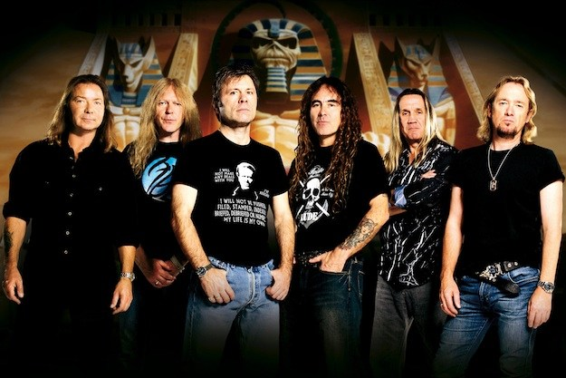 "Photo of The Many Faces of Iron Maiden's ""Eddie"""