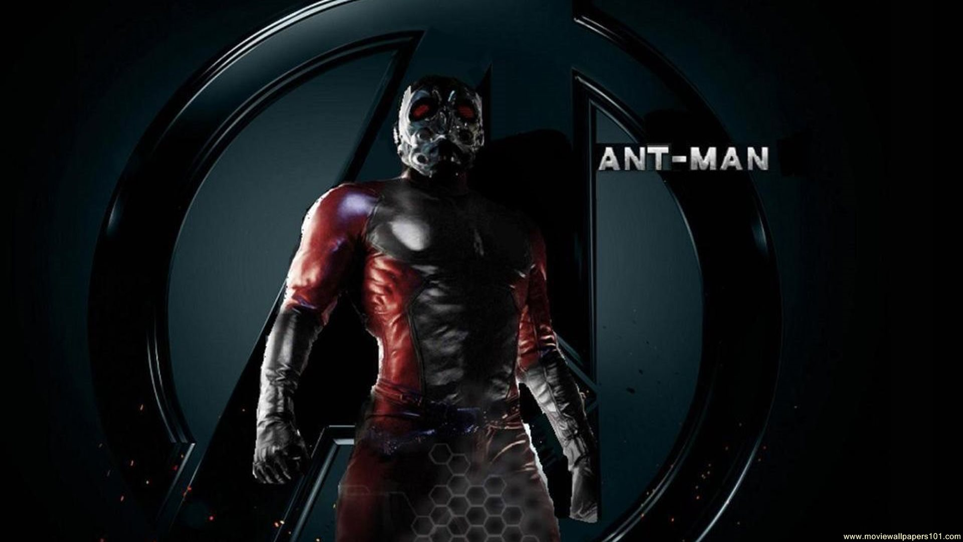 ANT-MAN is marvellous