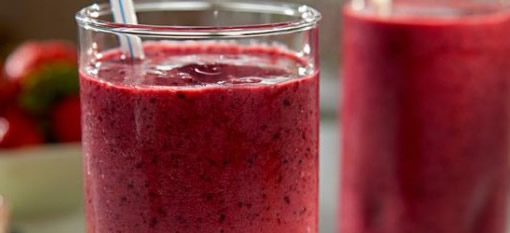 Red grape Smoothie
