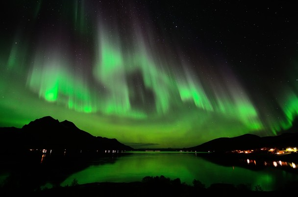 Dancing Light of Aurora