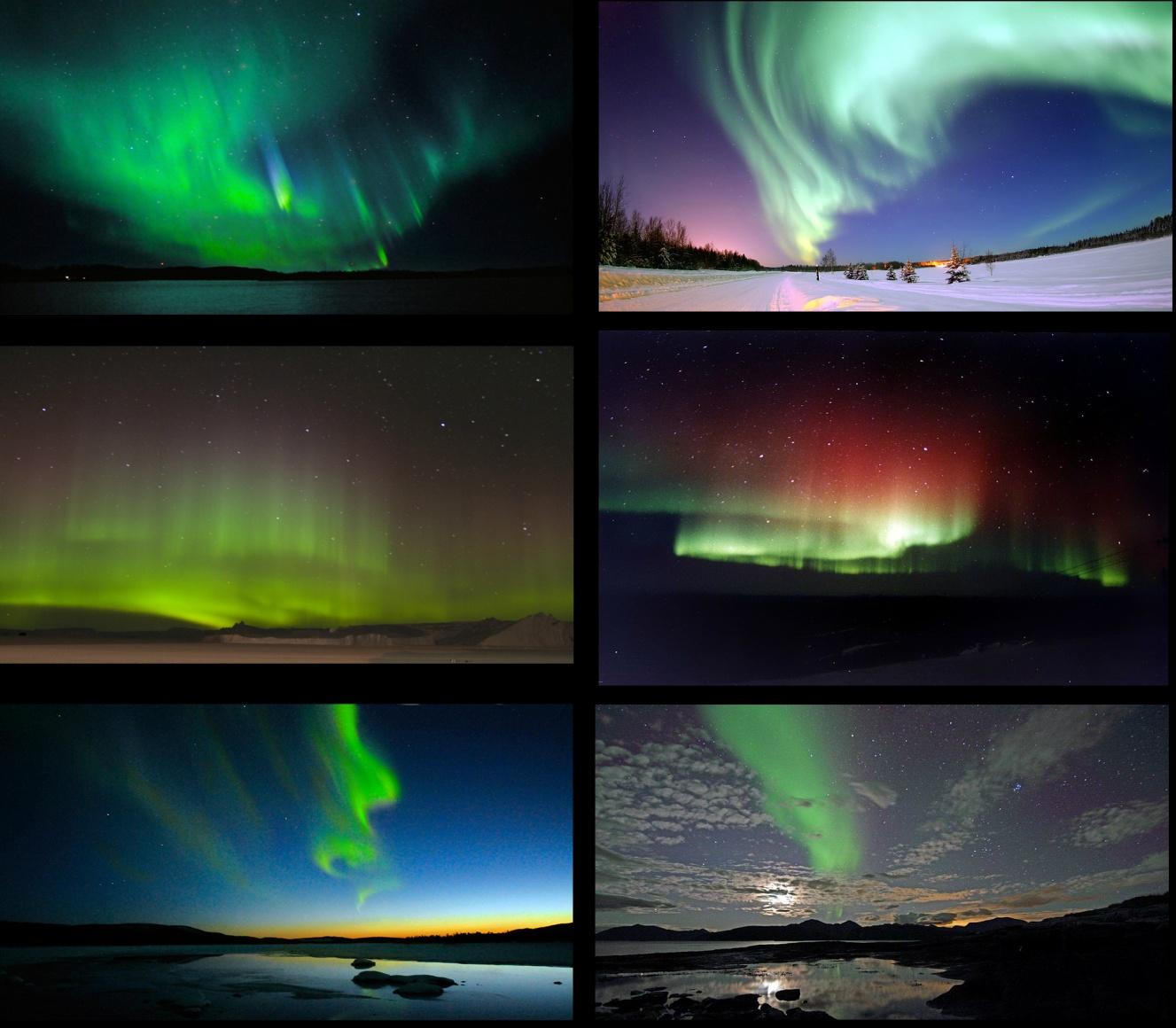 Dancing Light of Aurora