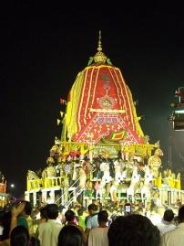Nandighosa- Lord Jagannath's chariot