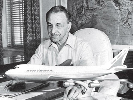 Photo of Five things to know about the great visionary: JRD TATA