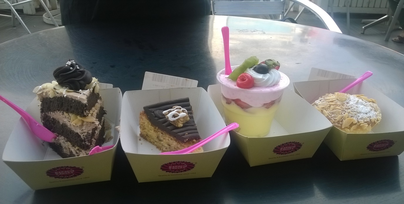 For kids away from home, missing mom-made Sevaiyaan. Relish your Eid with pastries from Karachi Bakery (Hyderabad)