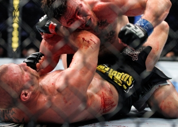 MMA finishes