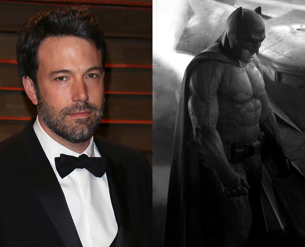 Photo of Ben Affleck to direct standalone 'Batman' film!