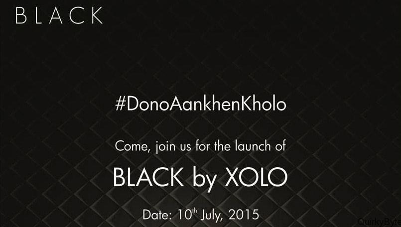 Photo of XOLO Black to launch on July 10; Flipkart Exclusive