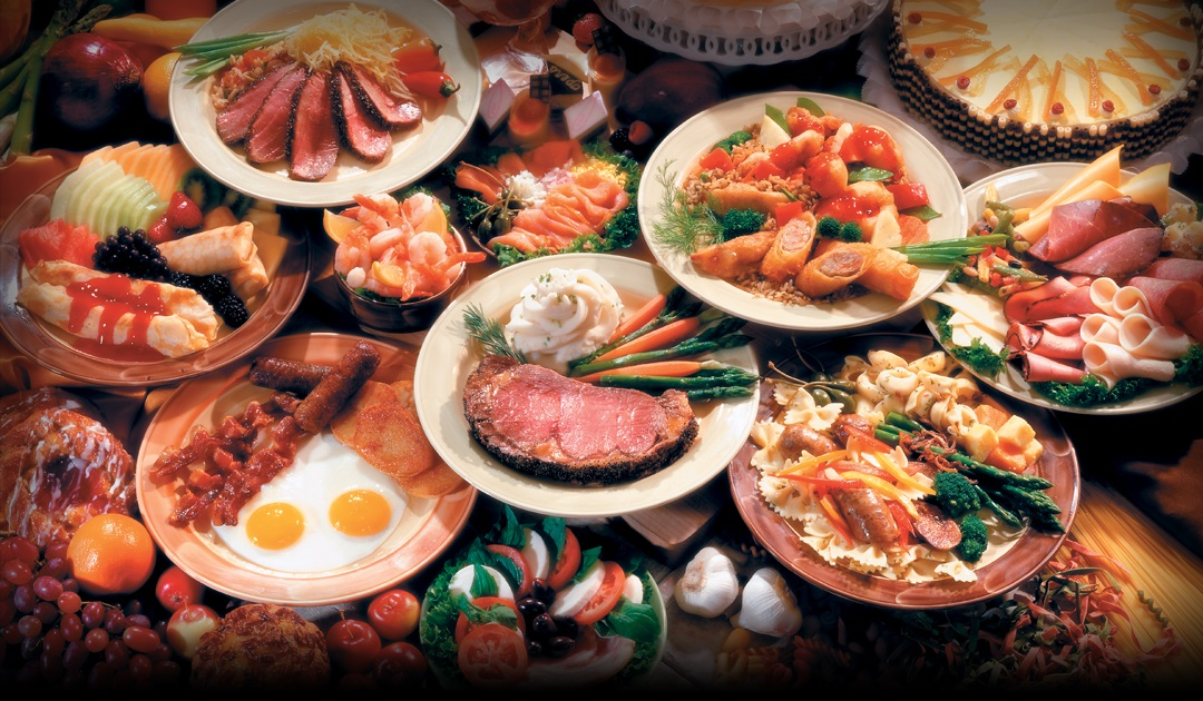 Photo of 6 Rules To Remember Before You Hit the Buffet