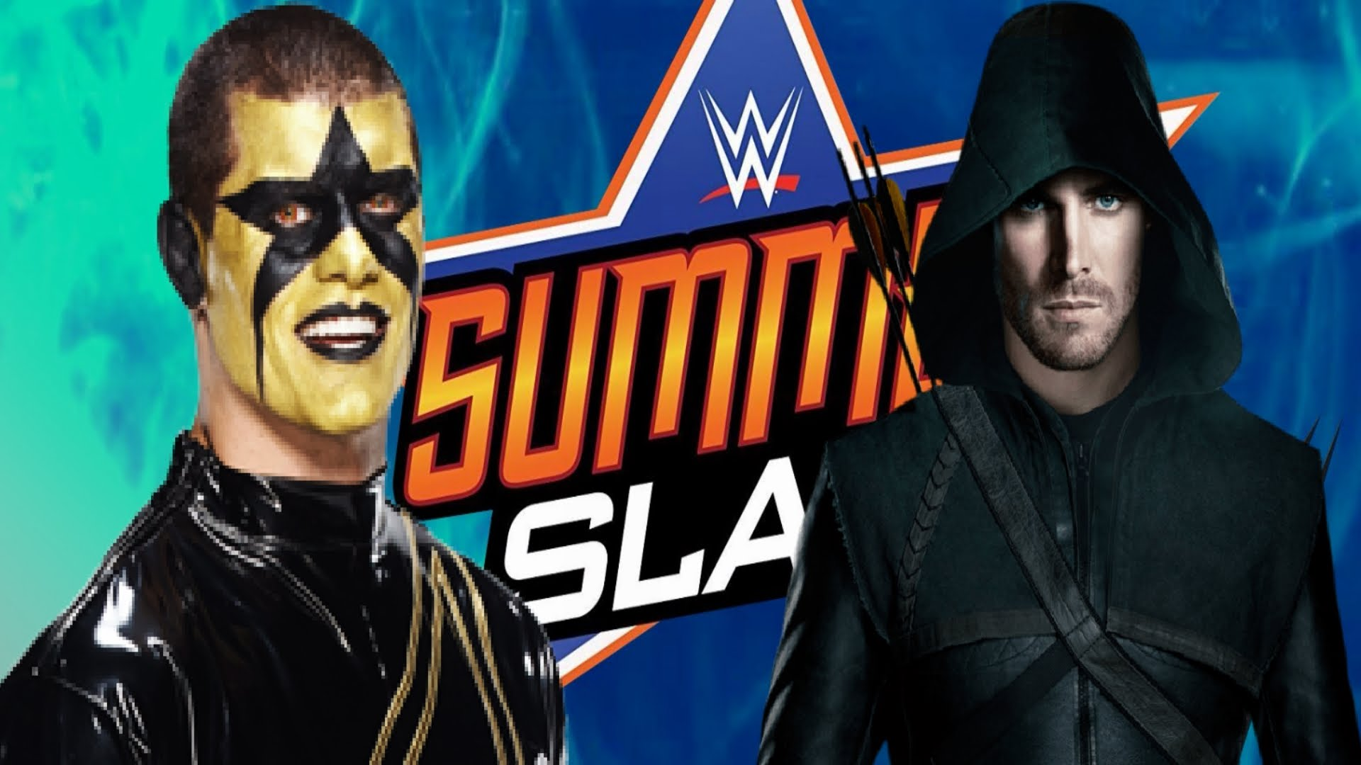 Photo of Stephen Amell is set to wear Arrow Costume on Summerslam