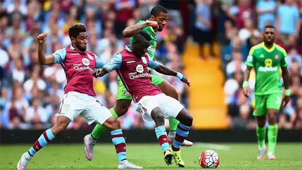 Aston Villa vs Sunderland