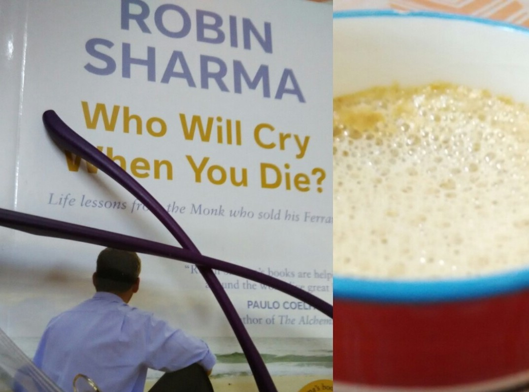 Photo of 5 Life Lessons Taught by Robin Sharma