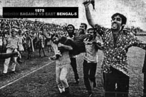 5-0 for eastbengal