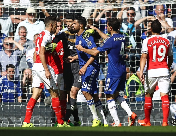 Photo of The Red that Killed the Derby: Arsenal vs Chelsea