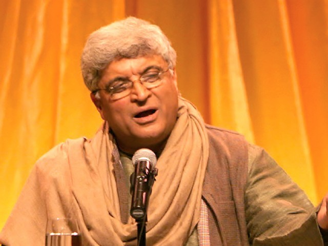 "Photo of ""In Other Words,"" With Javed Akhtar"