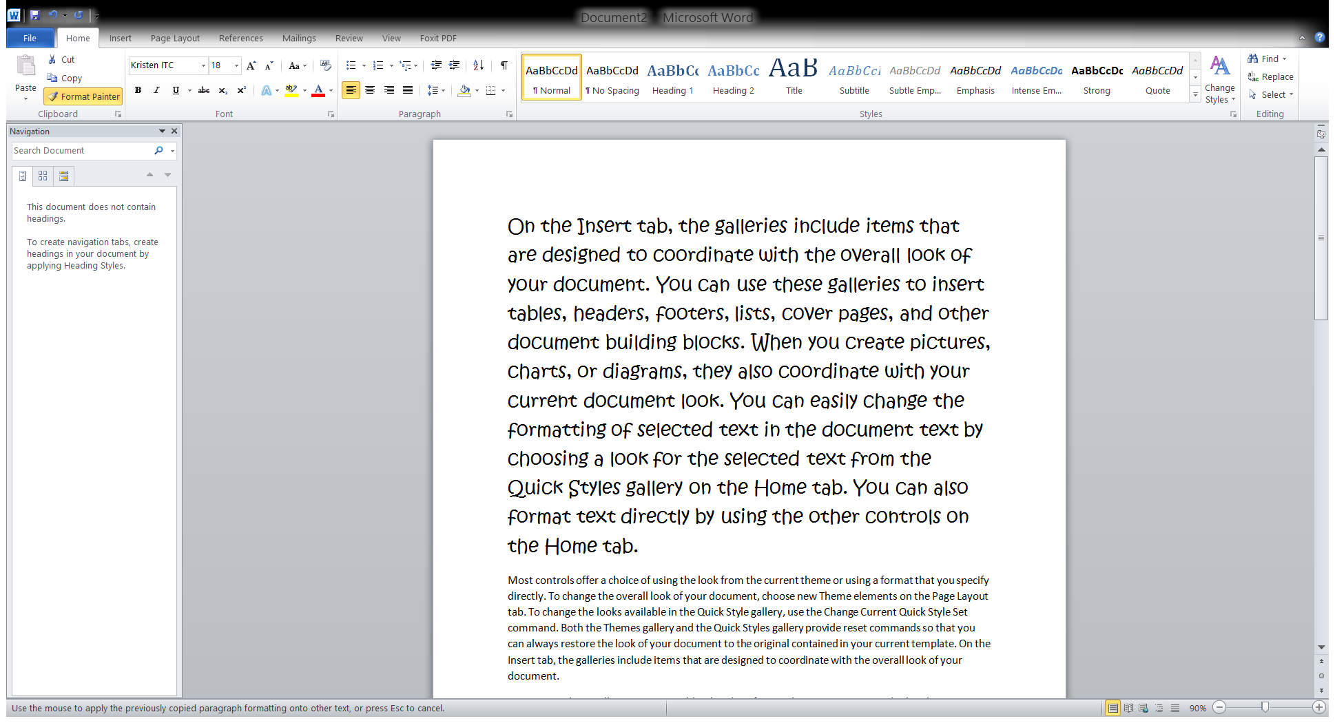 Word: 4 Tricks For Better Microsoft Word Documents: