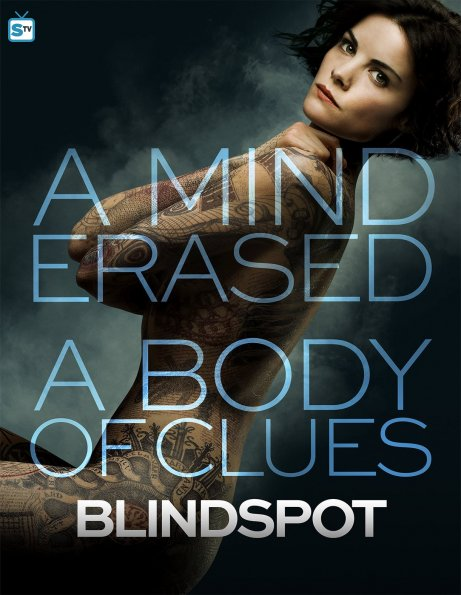 Photo of Blindspot : A Mind Erased, A Body of Clues