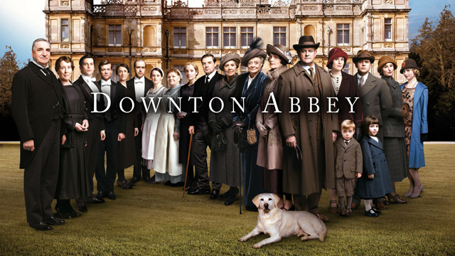 Photo of Downtown Abbey's Edith