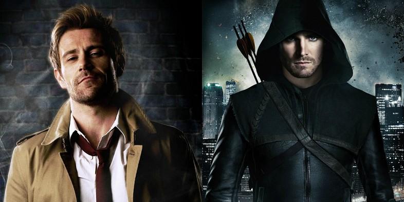 Photo of Arrow Season 4: Constantine meets Arrow in a Special Crossover Episode