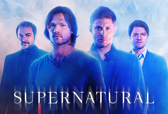 Photo of Supernatural (Saving Castiel, Hell and a Few Spells)