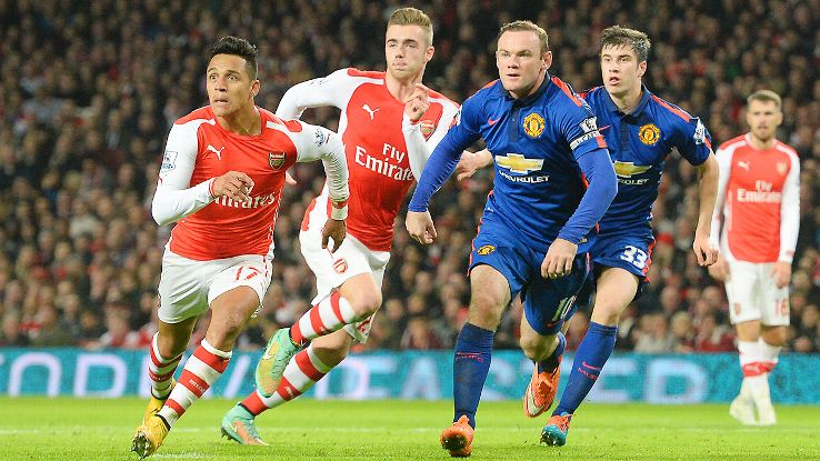Photo of Derby Day! Arsenal vs Manchester United