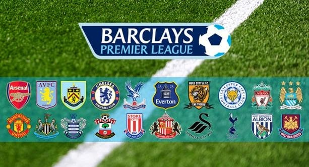 Photo of Round 8 of the Barclays Premier League (Saturday)