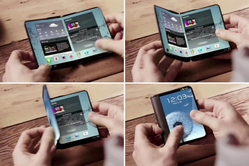 Photo of Essential Information On Samsung Foldable Phone To Be Launched Next Year
