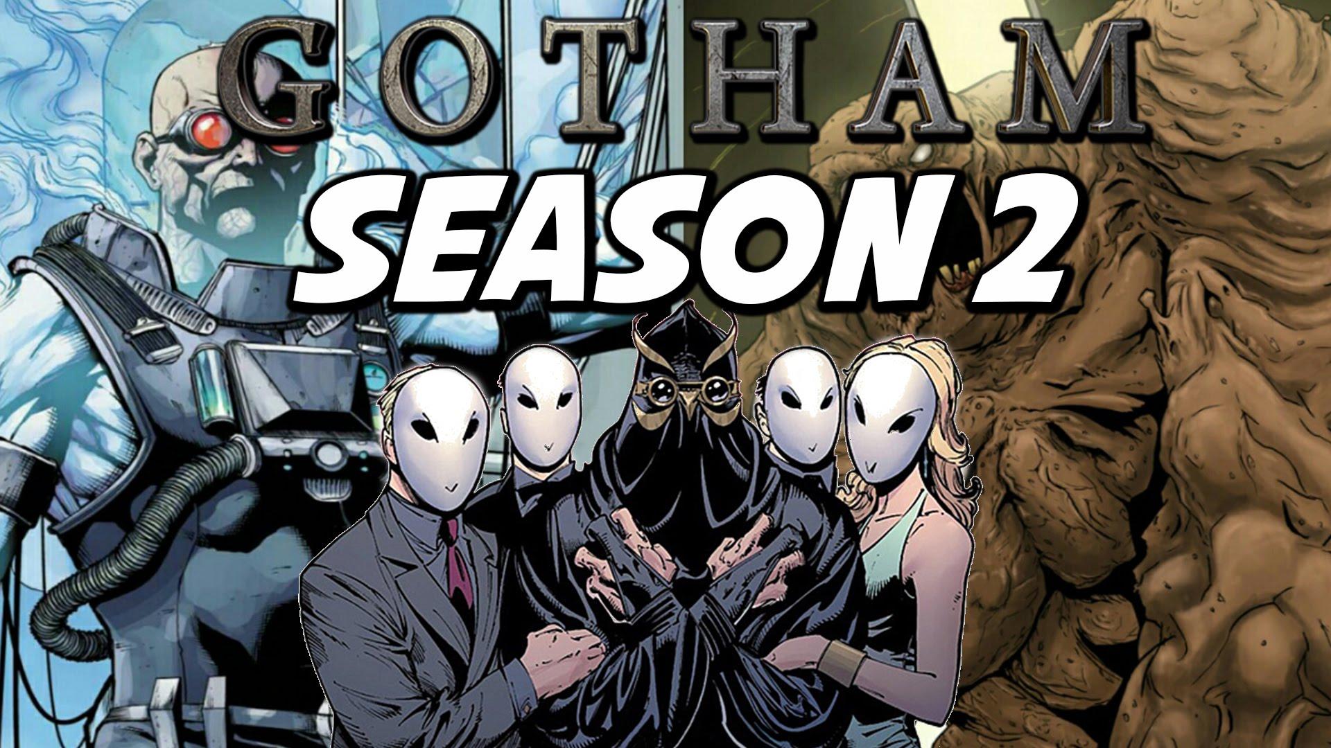 Photo of Gotham Season 2 Plot: The Court of Owls