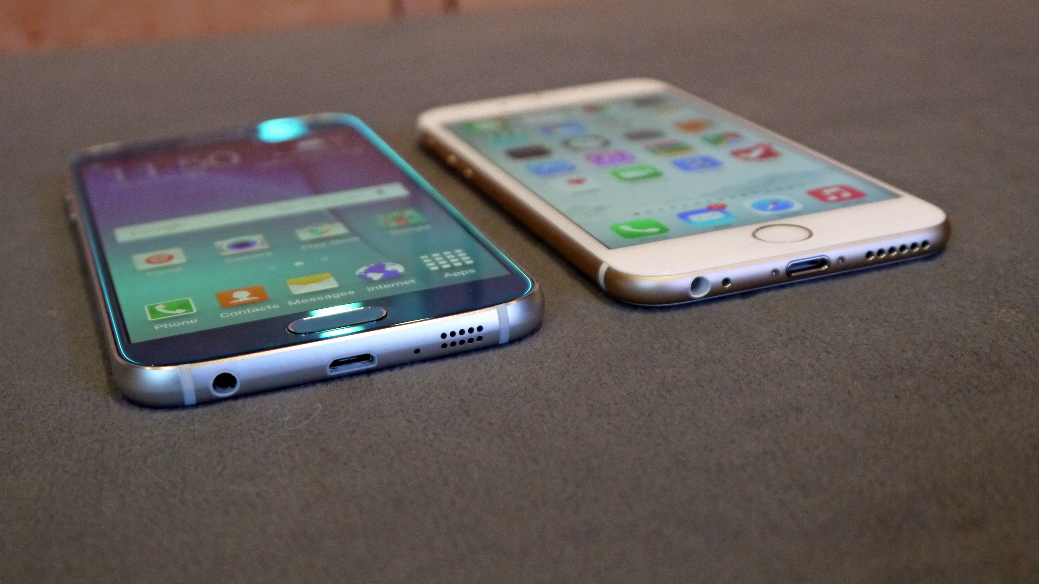 Photo of Iphone 6S vs Samsung Galaxy S6: Which phone should you Buy?