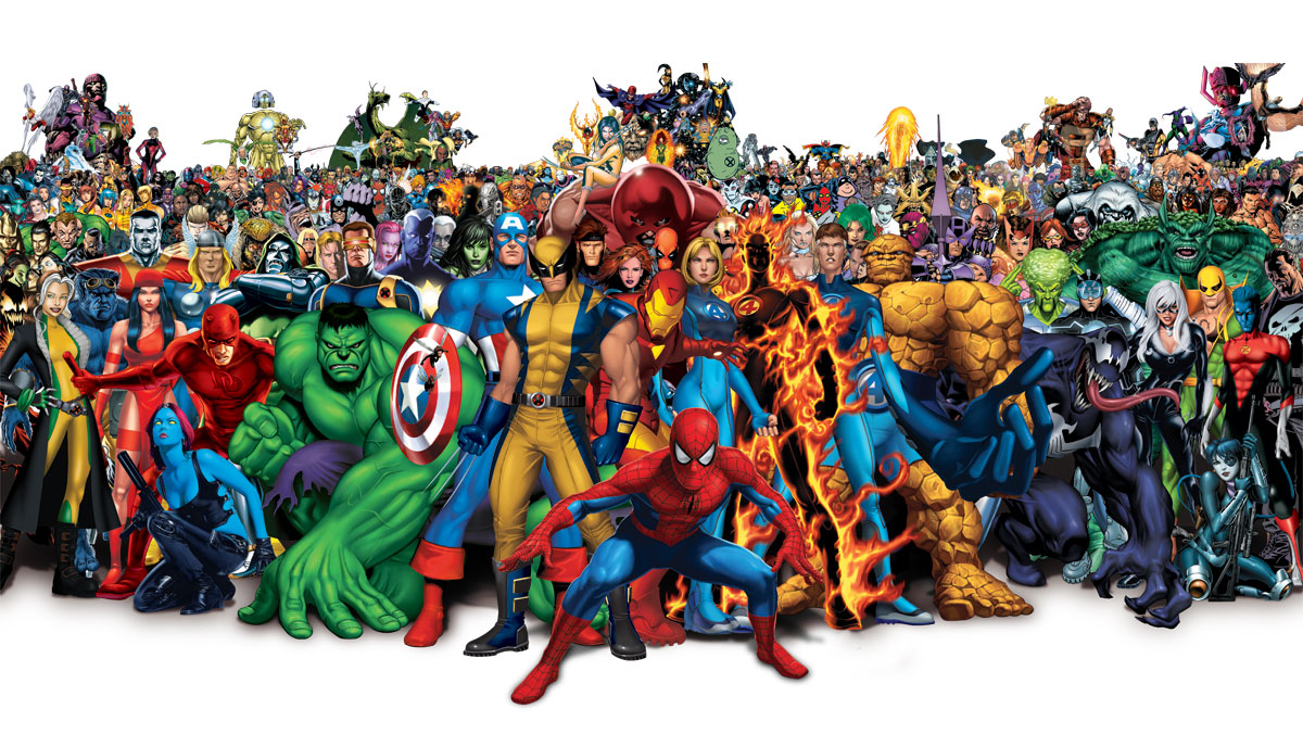 Photo of The two Superhero teams from Marvel Universe. Which Team is your Favorite to Win the contest?