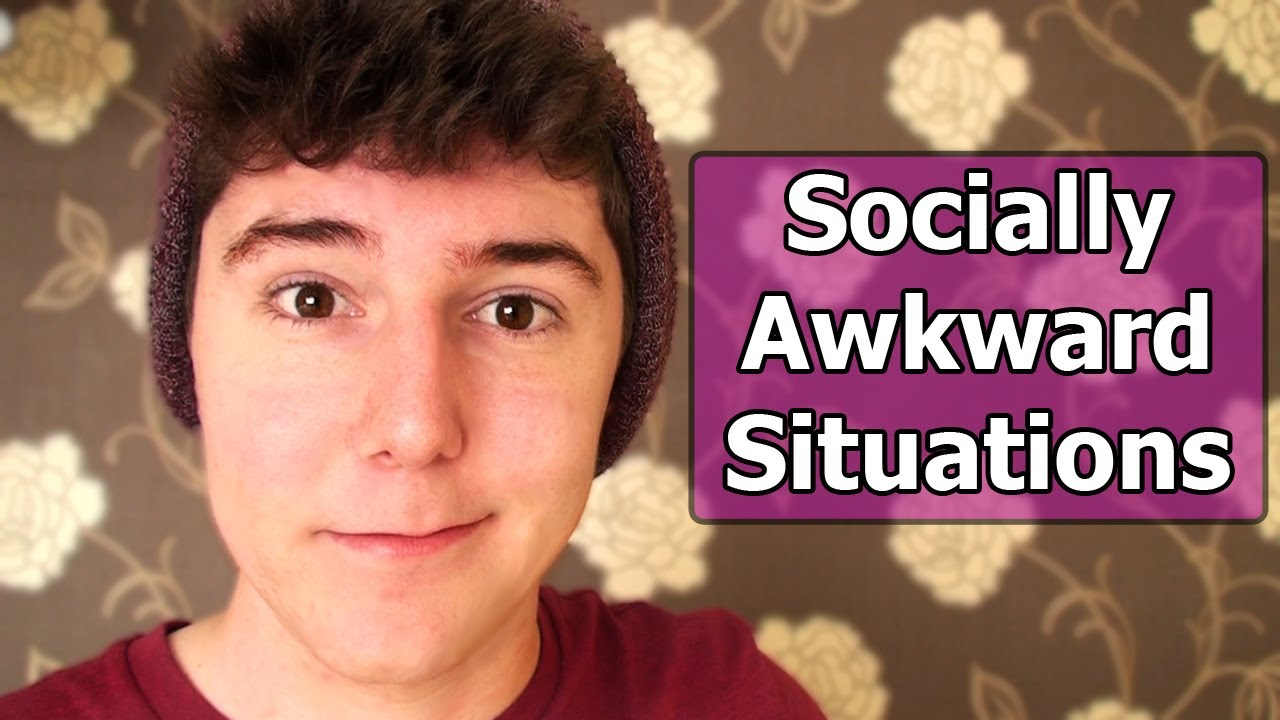 awkward social situations