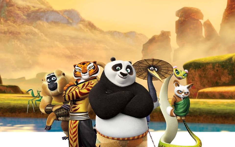 Photo of  A Secret Panda Paradise: Kung Fu Panda 3, Official Trailer #2