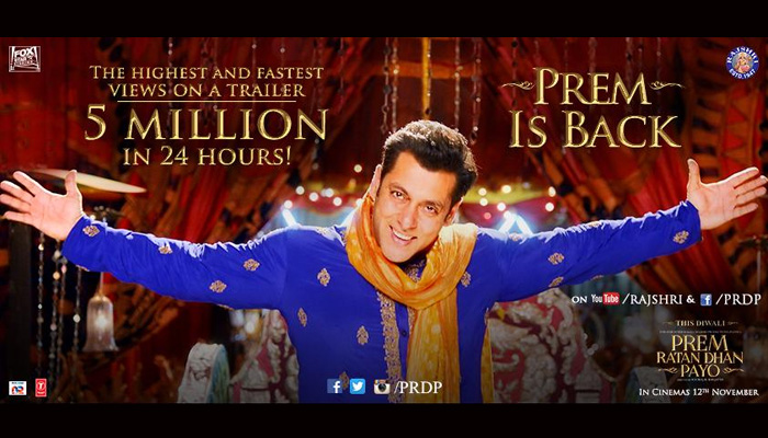 Photo of 3 Facts about Prem Ratan Dhan Payo Which Might Hit Back Hard