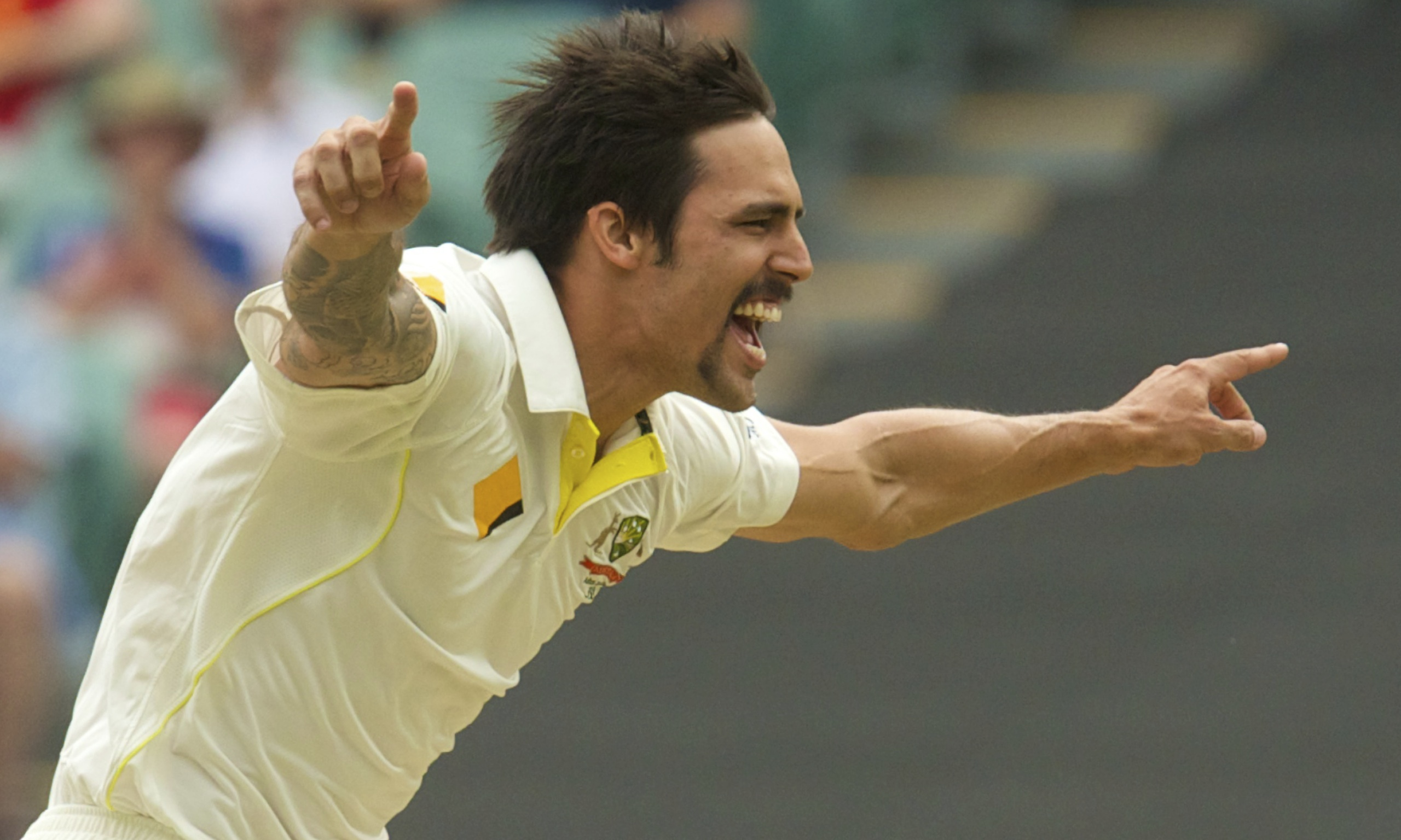 Photo of The Tale of Mitchell Johnson