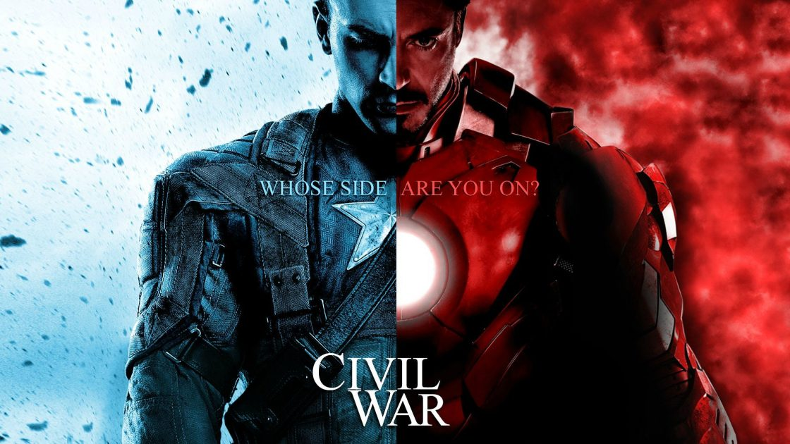 Photo of 'Captain America: Civil War' Trailer Has Arrived! WHICH SIDE ARE YOU ON?