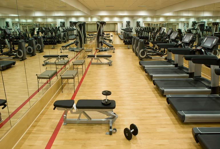 Photo of 5 Fitness Friendly Hotel Chains